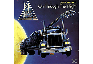 Def Leppard - On Through The Night - (CD)