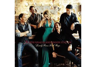 Union Station, Alison Krauss Union Station - Lonely Rund Both Ways - (CD)