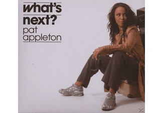 Pat Appleton - WHAT'S NEXT? - (CD)