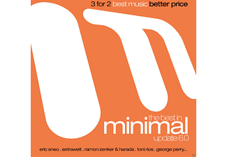 VARIOUS - The Best In Minimal Update 6.0 - (CD)