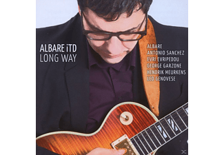 Albare Itd - Long Way - (CD)