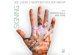 Joe Locke - Signing - (CD)