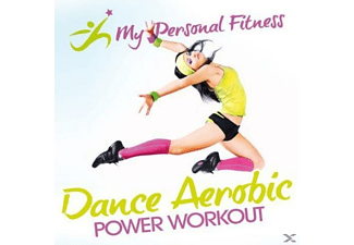 VARIOUS - My Personal Fitness: Dance Aerobic Power Workout [CD]