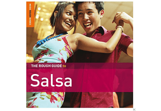 VARIOUS - Rough Guide: Salsa (+Bonus-CD Bio) - (CD + Bonus-CD)