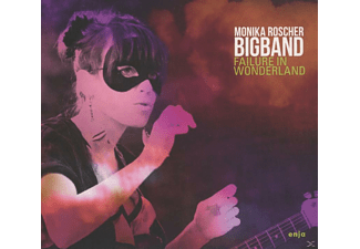 Monika Roscher Bigband - Failure In Wonderland - (CD)