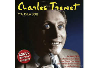 Charles Trenet - Y a D la Joie (Best Of Early Y - (CD)