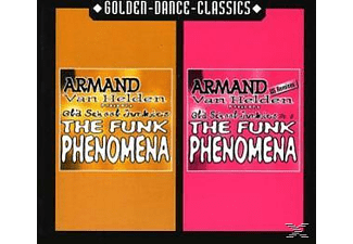 Armand van Helden - The Funk Phenomena - (Maxi Single CD)