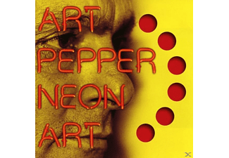 Art Pepper - Neon Art: Volume One [CD]