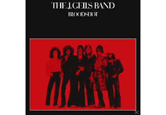 The J. Geils Band - Bloodshot - (Vinyl)