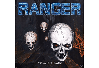 Ranger - Where Evil Dwells - (CD)