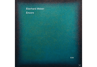 Eberhard Weber - Encore [CD]