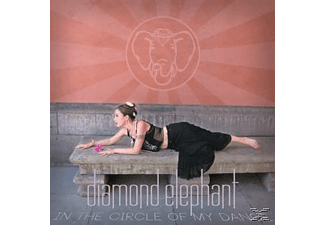 Diamond Elephant - In The Circle Of My Dance [CD]