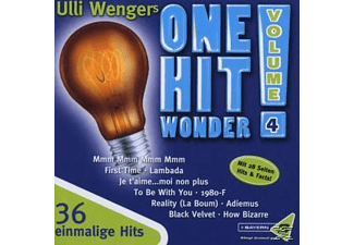 VARIOUS - One Hit Wonder-Vol.4 - (CD)
