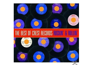 VARIOUS - The Best Of Crest Records: Rockin' & Rollin' [CD]