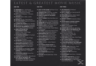 Various - Latest & Greatest Movie Music (3cd) [Box Set] [Soundtrack] [CD]