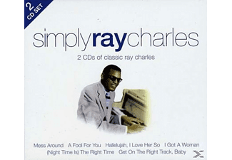 Ray Charles - Simply Ray Charles (2cd) [CD]