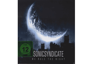 Sonic Syndicate - We Rule The Night - (CD + DVD Video)