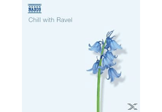 VARIOUS - Chill With Ravel - (CD)