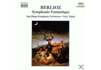 VARIOUS, Yoav/san Diego So Talmi - Symphonie Fantastique - (CD)