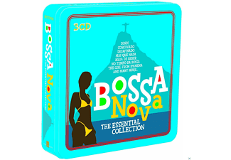 VARIOUS - Bossa Nova (Lim.Metalbox Ed.) [CD]