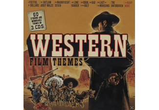 VARIOUS, City Of Prague Orchestra, Philharmonic Orchestra - Western Film Themes (Lim.Metalbox Edition) - (CD)