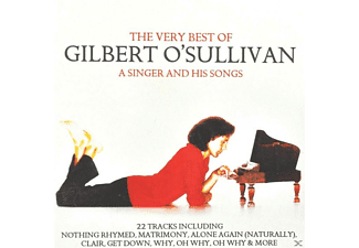 Gilbert O'sullivan - Very Best Of-A Singer And His Songs [CD]