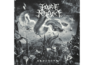 Hour Of Penance - SEDITION - (CD)