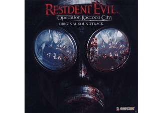 VARIOUS - Resident Evil - Operation Raccoon City (Ost) - (CD)