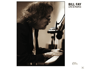 Bill Fay - LIFE IS PEOPLE - (CD)