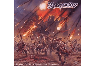 Rhapsody - Rain Of A Thousand Flames [CD]