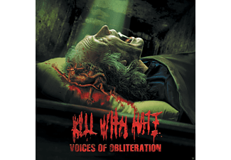 Kill With Hate - Voices Of Obliteration - (CD)