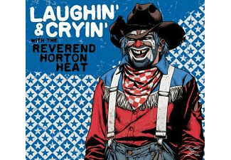 Reverend Horton Heat - Laughin' And Cryin' With The Rhh - (CD)