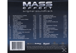 VARIOUS - Mass Effect (Ost) - (CD)