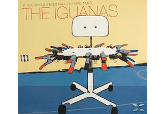 The Iguanas - If You Should Ever Fall On Hard... - (CD)