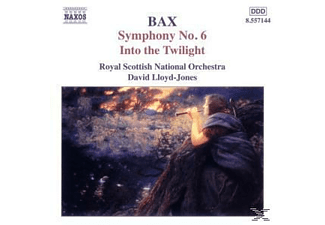 David & Royal Scottish Lloyd-jones, Lloyd-Jones/Royal Scot Orch. - Sinfonie 6/In The Twiligh - (CD)