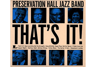 Preservation Hall Jazz Band - That's It! (Vinyl LP (nagylemez))