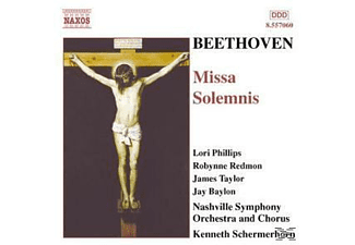 Little Esther Phillips, Nashville So - Schermerhorn - Missa Solemnis - (CD)