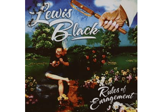 Lewis Black - Rules Of Enragement - (CD)