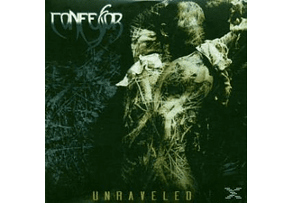 Confessor - Unraveled - (CD)