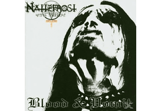 Nattefrost - Blood & Vomit - (CD)