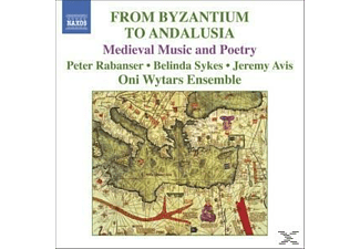 Ensemble Oni Wytars - From Byzantium To Andalusia - (CD)