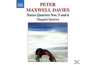 Maggini Quartet - Naxos Quartette 5+6 - (CD)