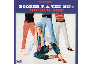 Booker T. & The M.G.'s - Hip Hug-Her (Vinyl LP (nagylemez))