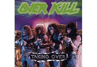 Overkill - Taking Over (Vinyl LP (nagylemez))