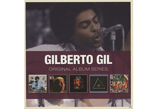 Gilberto Gil - Original Album Series [CD]