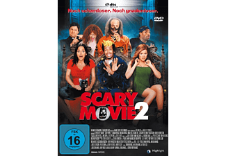 Scary Movie 2 Horror DVD