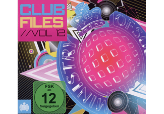 VARIOUS - Club Files Vol.12 [CD + DVD Video]