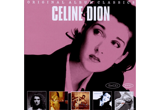 Céline Dion - Original Album Classics [CD]