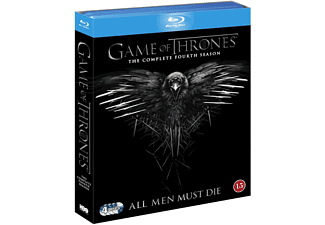 Game of Thrones - S4 Äventyr Blu-ray