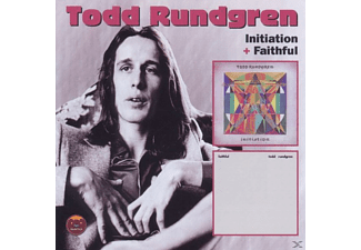 Todd Rundgren - Initiation & Faithful (+Bonus) [Doppel-Cd] - (CD)